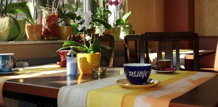 Kaffee Tisch